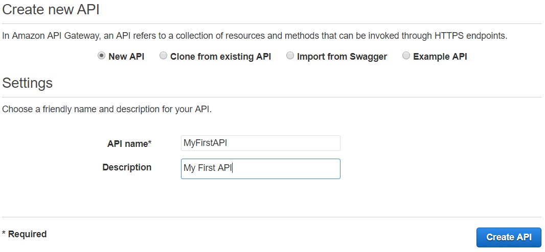 AWS API Gateway | Blog | Addo